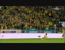 ≪2018W杯欧州予選:第6節≫ スウェーデン vs フランス(2017年6月9日)