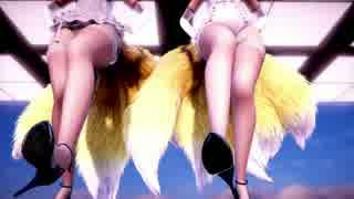 【MMD東方】2人の藍様でマトリョシカ thumbnail
