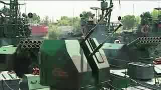 ソ連の河川砲艦 1204号計画「シュメーリ