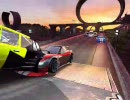 TrackMania Sunrise 2005世界大会動画(JumpingCoast)