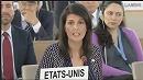 米国連大使が中国ら名指しで人権委員会理事国を非難