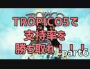 【実況】TROPICO5で支持率を勝ち取れ!!