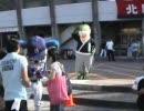 070620 石川県立野球場 グリーティングのドアラ1