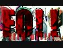 【重音テト】 FO!! ~flip off~ 【オリジナル】