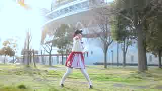 【りるあ】オツキミリサイタル【踊ってみた】