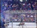 【WWE】エディ・ゲレロvsJBL【ケージマッチ】