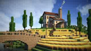 【Minecraft】ゆっくり街を広げていくよ part35-1