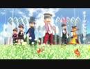 【MMDおそ松さん】 Osomatsu in Musicland 【合作動画】