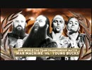【ROH】ヤング・バックス(ch.)vsウォー・マシーンvs??【BITW】