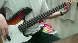 【ベース】乃木坂46/あの教室【演奏して