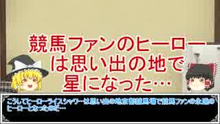 ゆっくり日本競馬史part12【永遠のヒーロ