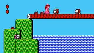 TAS NES スーパーマリオブラザーズ2(USA)
