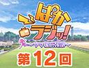 第12回「ぱかラジッ!~ウマ娘広報部~」