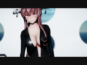 """【MMD ship this】 ELECT """"cat suit"""" at Yamato"""