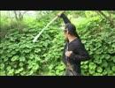 日本刀で草を一掃したろか!!!!