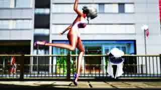 【東方MMD】新水着の咲夜さんでbeat it【60fps】 thumbnail