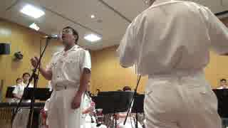 [ロシア民謡] 自衛官が歌う『カリンカ』/陸上自衛隊東部方面音楽隊