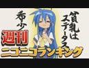 週刊ニコニコランキング #531 -7月第2週-