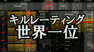 【PUBG】撃滅鏖殺のマキちゃんサバイボゥ
