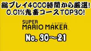 マリオメーカーを4000時間プレイした中か