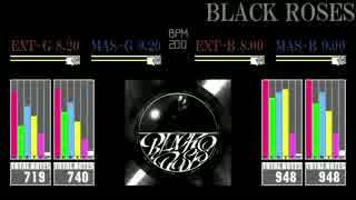 【GITADORA】BLACK ROSES【Re:EVOLVE】