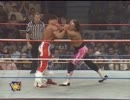 【WWF】ブレット・ハート(ch.)vsブリティッシュ・ブルドッグ