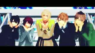 【MMDA3!】 春組メルシィ
