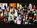 【MMD刀剣乱舞】55振で No title+α【刀剣入手順】再投稿