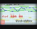 【Short歌詞付カラオケ】砂の惑星(ハチ)【feat.初音ミク】