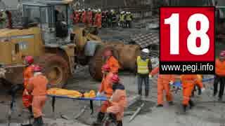 【衝撃映像】世界の労働災害・重大事故映