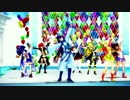 【MMD】インタネ組8人でTellYourWorld【完成版】