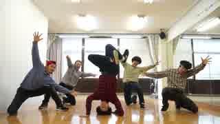 【RAB】RABのうた 踊ってみた【リアルアキ