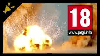 【衝撃映像】世界の空爆・爆弾・花火大会
