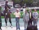 【競馬】メジロライアン/2007年8月5日~函館競馬場の昼休みのイベント
