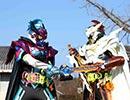 【予告】仮面ライダー×スーパー戦隊 超スーパーヒーロー大戦