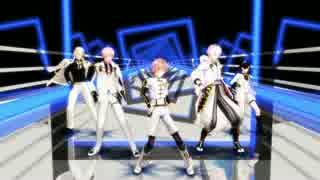 【MMD刀剣乱舞】驚きの白い一騎当千【鶴・