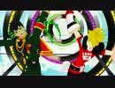 [#コンパス]アタリ君と総帥でdrop pop candy[MMD]