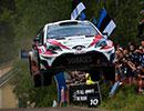 WRC世界ラリー選手権第9戦フィンランド ハ