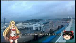CB250Fでのゆっくり日本を知る旅 北海道