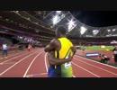 ボルトラストラン 2017世界陸上ロンドン男子100m決勝