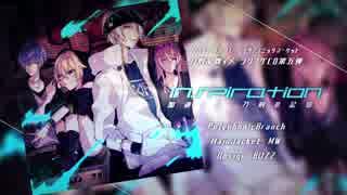 【刀剣乱舞】inspiration / PolyphonicBranch【クロスフェード】CD+DVD+漫画84P