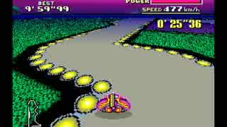 "【TAS】SFC F-ZERO PORT TOWN 2 in 2'09""94"