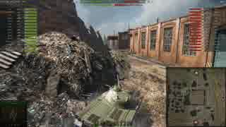 【WoT:Panzer 58 Mutz】ゆっくり実況でお