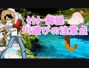 【セヤナー解説】川遊びの注意点