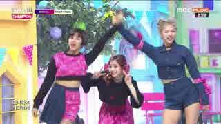 MBC MUSIC 쇼 챔피언(SHOW CHAMPION) TWIC