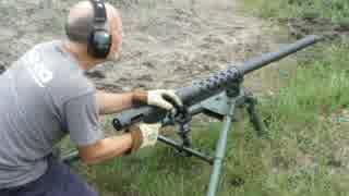 単発ボルトアクション式20mm砲