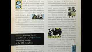 シベリウス 交響曲第2番 ストコフスキー/NBC交響楽団員