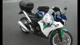 【バイク4周年】長野ツーリング【CBR250R】