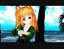 【MMD】リーアちゃんとキサラギさんが「きょうもハレバレ」