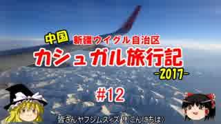 2017 弾丸中国・カシュガル旅行記 #12 カ